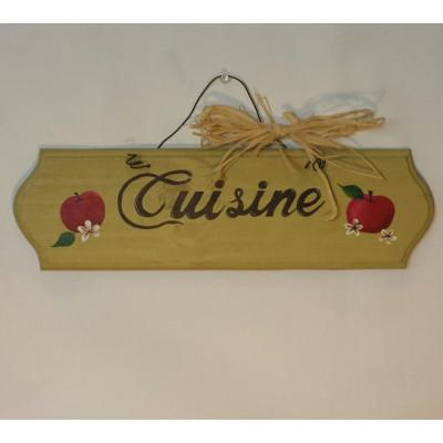 Plaque décorative Cuisine