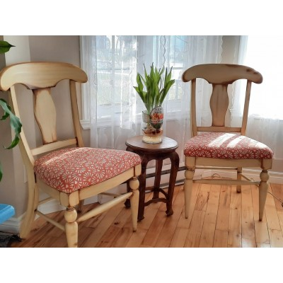 Ensemble 2 chaises